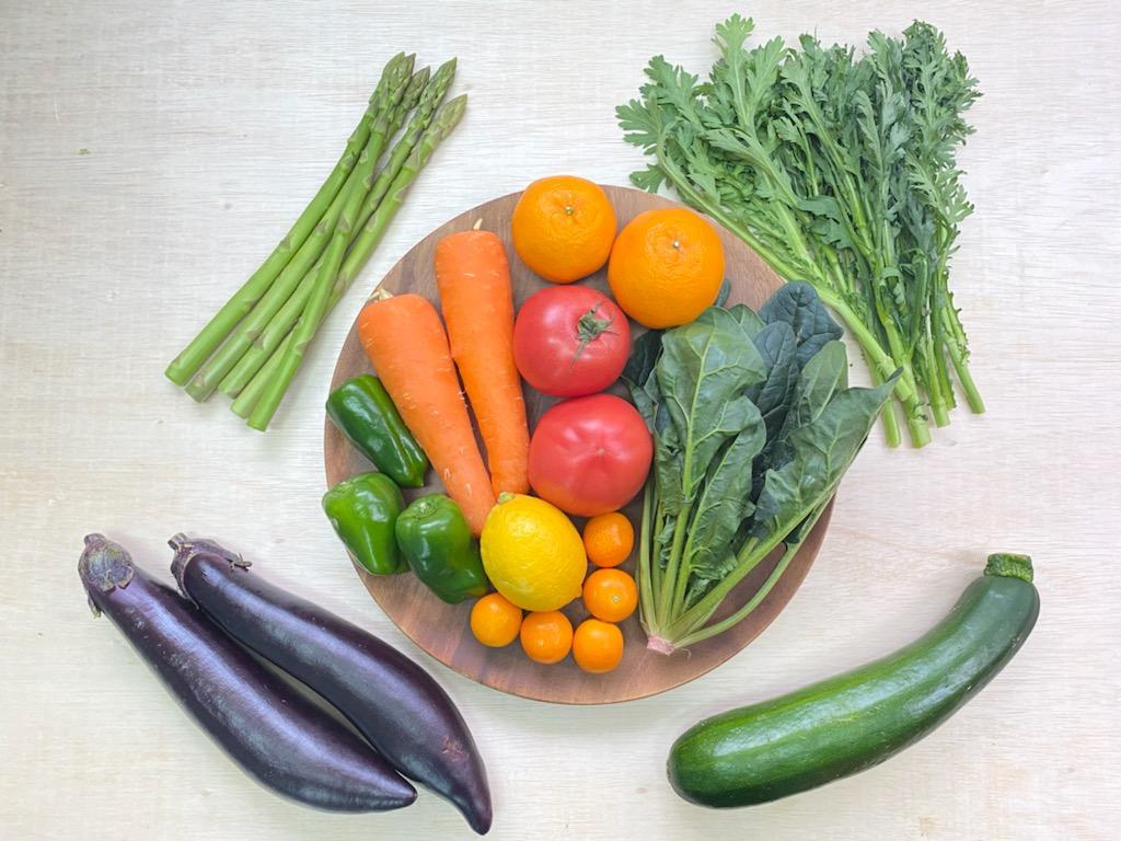 ベジかける野菜セット・Mサイズ
