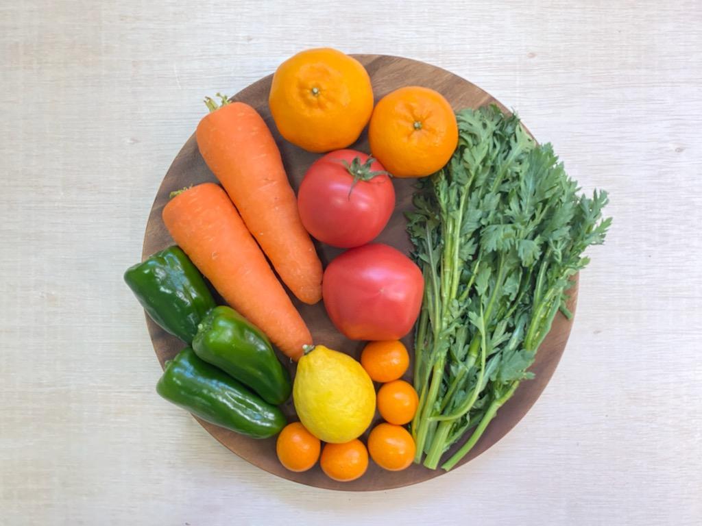 ベジかける野菜セット・Sサイズ